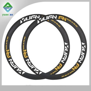 2018 new type professional racing bicycle carbon rim 24 holes 700c 60mm