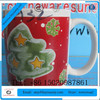 christmas tree decal mugs kids ,cheap ceramic mugs for christmas