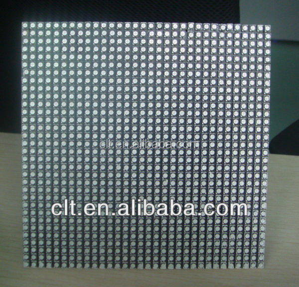 China xxx sparking modular display led tela p6 interior/xxx levou palco led placa do painel para o aluguer de