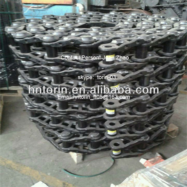 E325 48L Track Link Assy With Shoe,Hitachi Excavator Track Chain