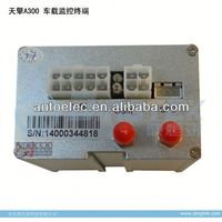 A300 gps vehicle tracker Fuel Level Detection Intercom Communication Support Truck Bus Vehicle GPS Tracker
