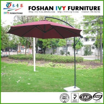 High Quality Materials Sun Garden Parasol Umbrella, Advertising Promotional Garden  Parasol
