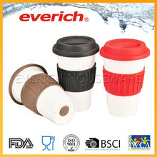 Ceramic Eco-Friendly Travel Mug Replacement Lid