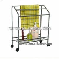 Folding Removable Diy Clothes Rack Stand