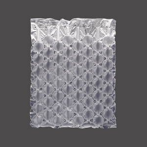Biodegradable Gourd Membrane Film Loose Fill Air Bubble Protection Wrap Roll Packaging