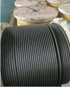 34*7--16MM non-rotating steel wire rope for crane