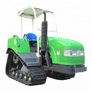 Crawler Rubber Track Farm Tractor for Sale Philippines