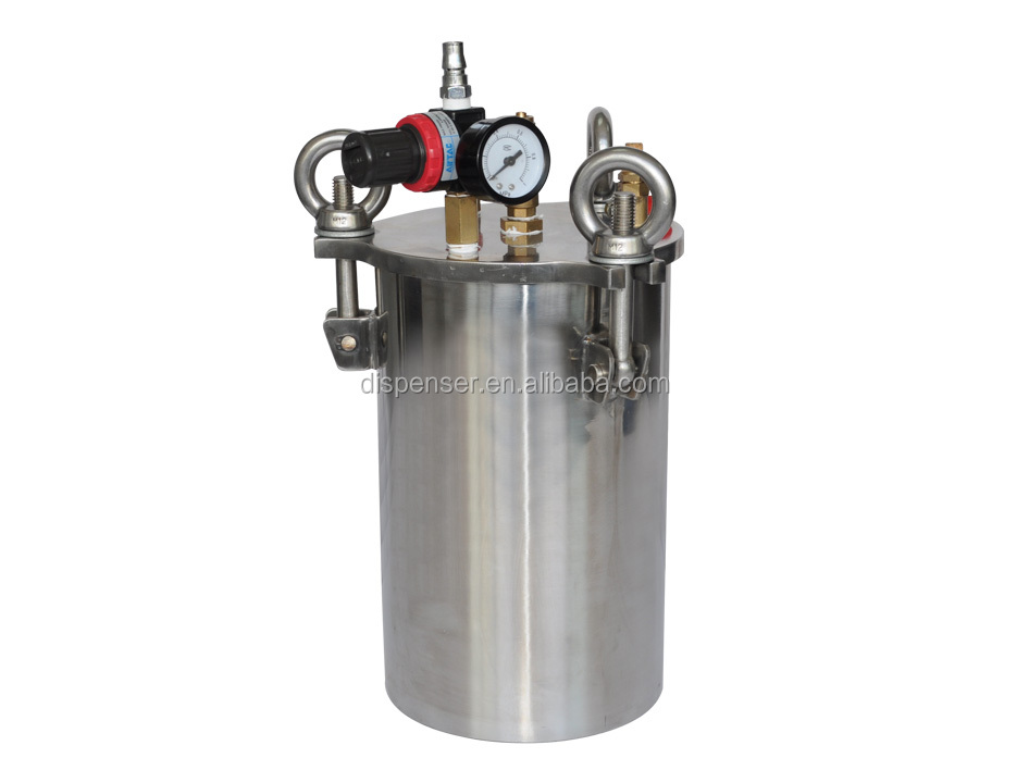 High-tech designed SUS304 stainless steel pressure pots made in china
