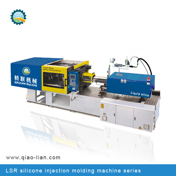 Horizontal Liquid Silicone Rubber Injection moulding Machine safety cut-off