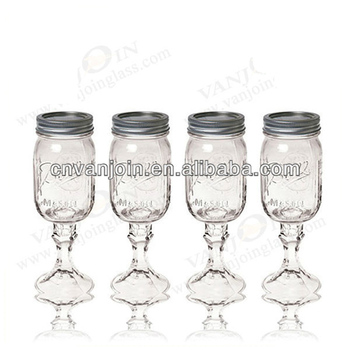 Personality Redneck Wine Glasses
