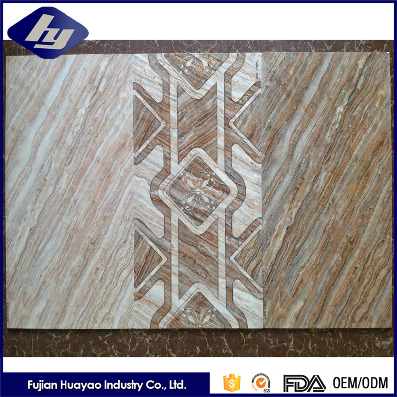 Rock Design External Wall Tiles Wholesale Ceramic White Porcelain Tile