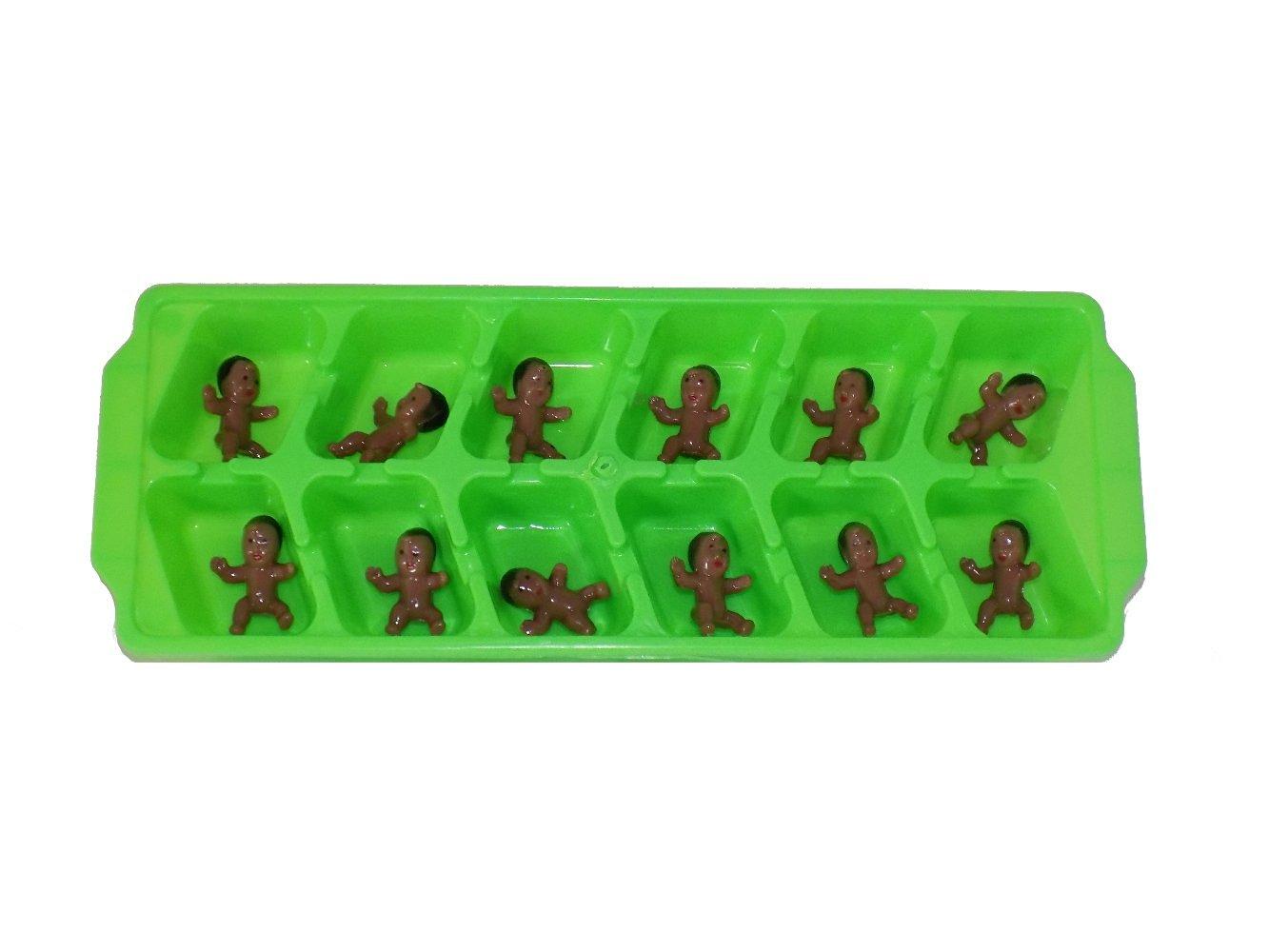 My Water Broke Baby Shower Game (African American)