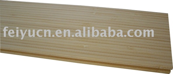 Natural Vertical Solid Bamboo Parqurt