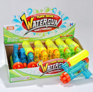 small water gun in display