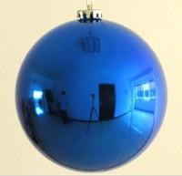 30cm Plastic Large Christmas Ornament Hanging Christmas Ball