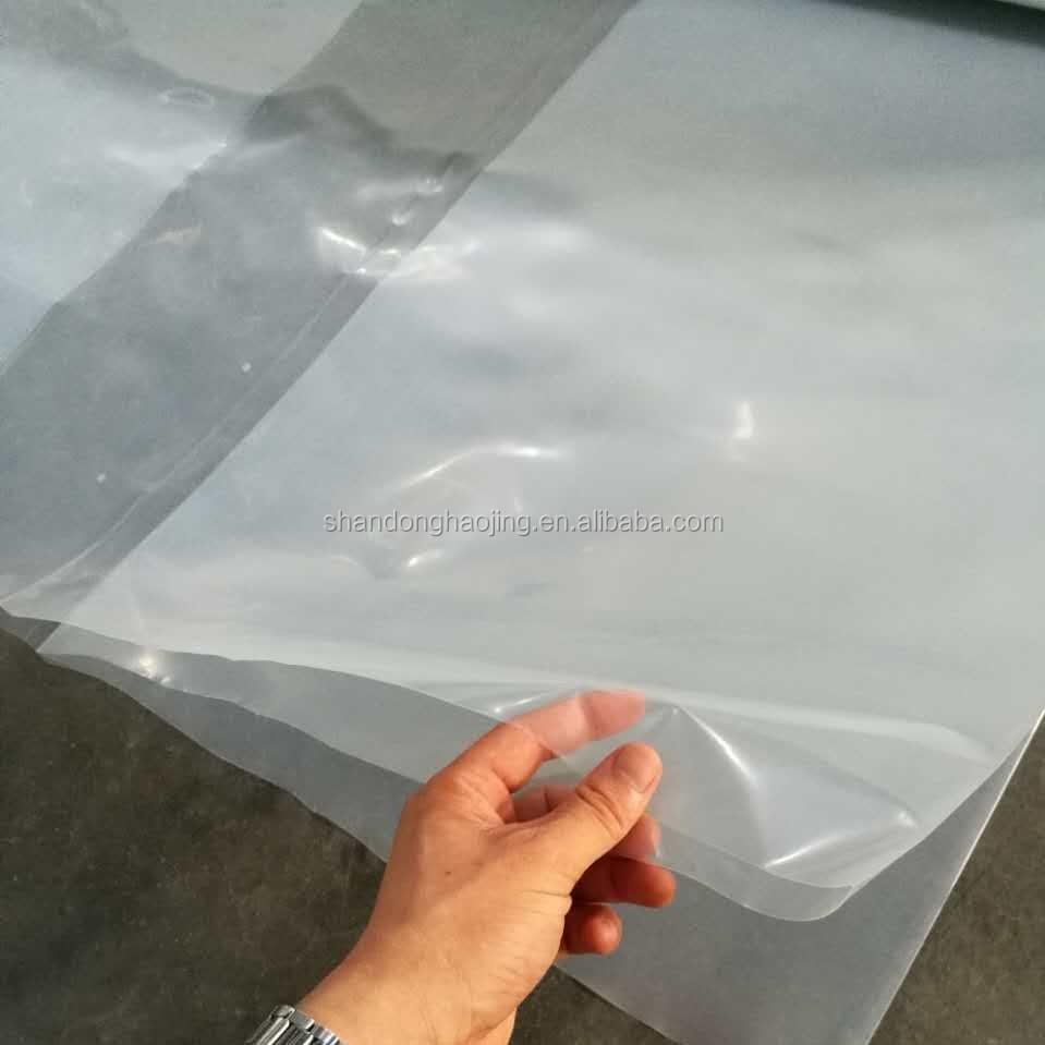 0.03-0.2 미리메터 Clear White 농 온실 폴리에틸렌/폴리에틸렌 플라스틱 막 와 자외선 차단과