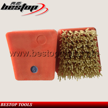 Bestop Hot Sale High Quality Metal Antique Brushes Frankfurt Type