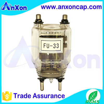 Electron Tube Power Grid Triode manufacturer supplier in China 833C 833A FU33 FU-33