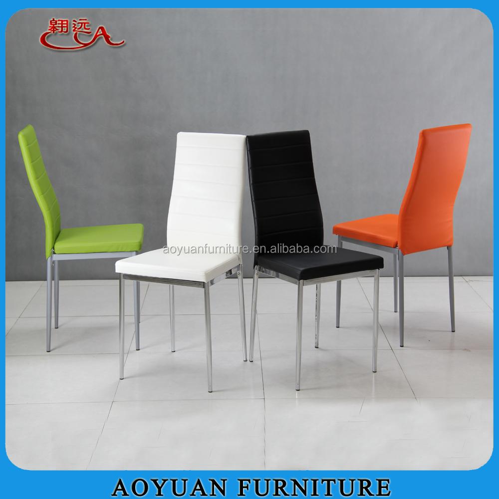 Venta al por mayor comedor blanco moderno de 6 sillas-Compre online ...