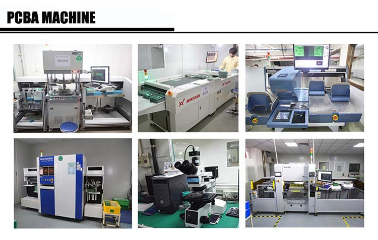 PCB PCBA Service One Stop Electronic Manufacturing Service