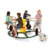 Outdoor Funny Kids Garden Seesaw Park Rocking Seesaw Multi Player Seesaw