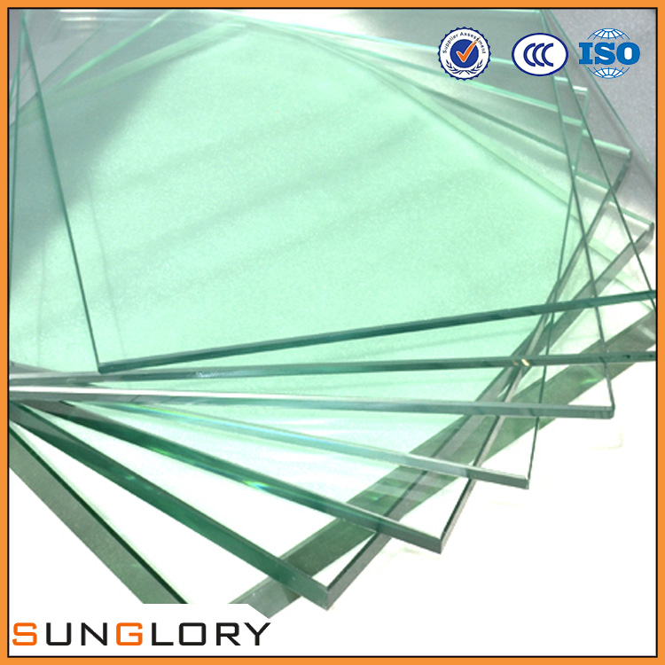 Architectural Glass Panel ,4mm 5mm 6mm 8mm Flat Glass for Construction