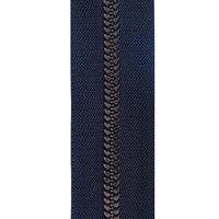 #5 Nickel-brass Zipper Long Chain in rolls