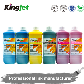 Food Coloring Printer Ink For Epson Dx4/5/6/7 Print Heads - Buy Food ...