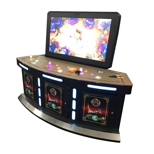 Arcade IGS Ocean King 3 Monster Ontwaken Vissen Up Casino Video Slot Vis Game Tafel Gokken Games Machine Voor Verkoop