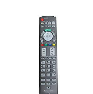 OEM Panasonic Remote Control Originally Supplied with TC-P42G25, TC-P42GT25, TC-P46G25, TC-P50G20, TC-P50GT25, TC-P50VT20