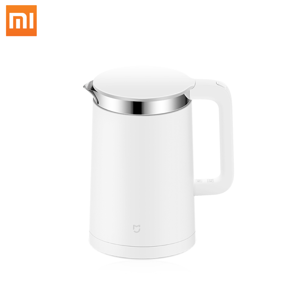 2017 xiaomi smart water kettle Water Boiling thermostat Xiaomi Mi Mijia Constant Temperature Control Electric Water Kettle