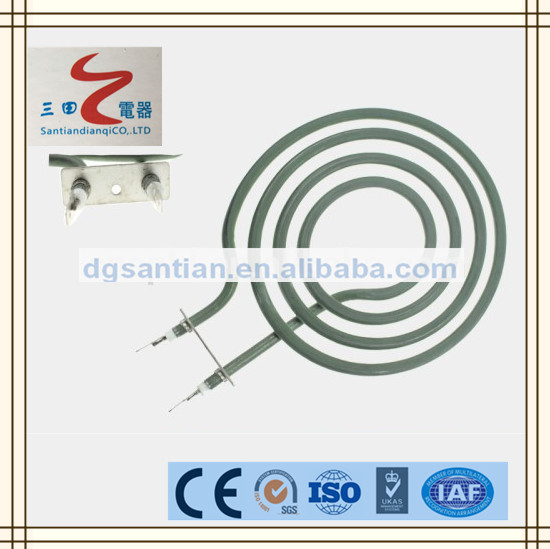 santian heating element 4turns coil 304 hotpoint oven heating element Electric heating product