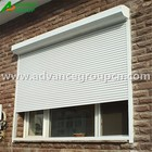 2018 New design electric window shutters exterior