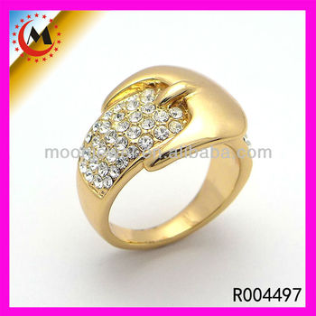 China Jewelry Wholesale Latest Gold Ring Designs Antique Diamond