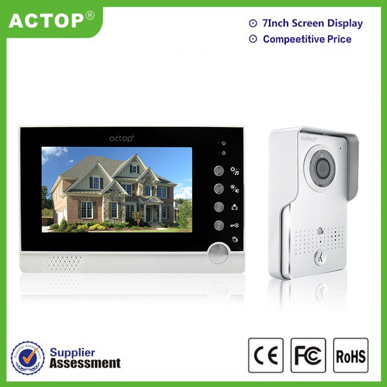 New Oem Accept Low Price Smart Video Doorbell Factory From China