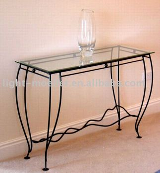 new style dbb2b 13791 Wrought Iron Console Table Base - Buy Black Wrought Iron Table Base,Table  Bases For Sale,Antique Cast Iron Table Base Product on Alibaba.com
