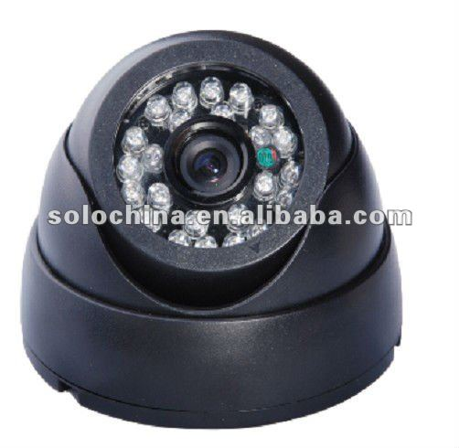 1/3 700tvl Sony Ccd Ir Color Cctv Outdoor Security Waterproof Dome Camera 24 Ir Leds 3.6mm Wide Angle To Enjoy High Reputation In The International Market Security & Protection Video Surveillance
