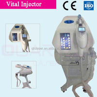 2015 Newest Beauty Care Equipment Anti-wrinkle Beauty Center, Vital Injector