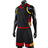 Wholesale new blank team basketball jerseys for printing design your own basketball uniform