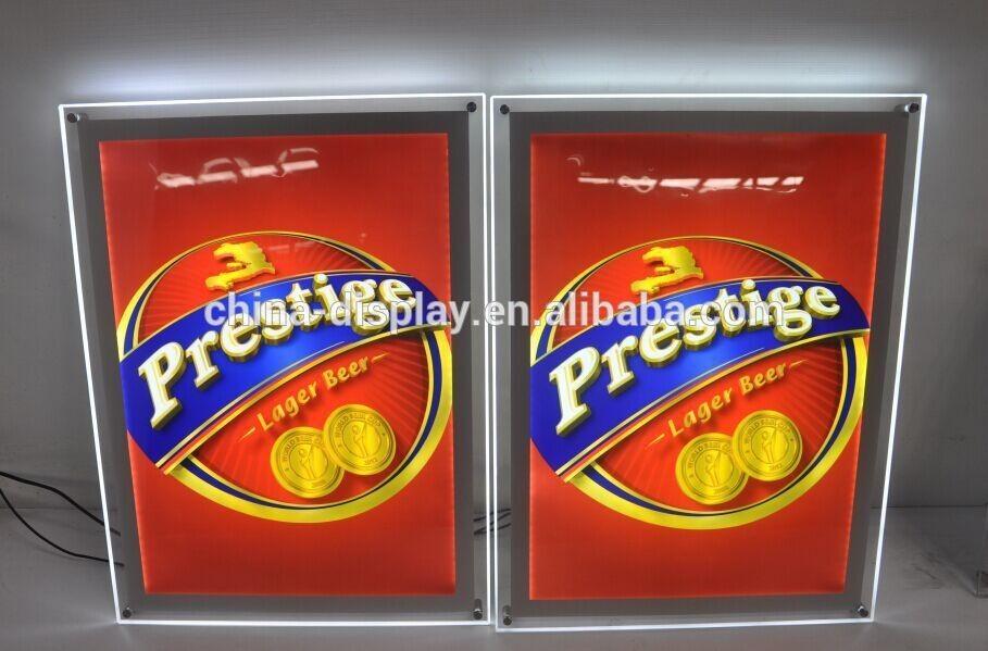 Acrylic Box Letters : Acrylic plexiglass pmma d advertising led open letter