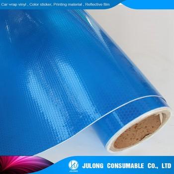 Self Adhesive Printable Reflective Vinyl High Visibility
