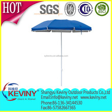 folding beach umbrella made by chinese umbrella beach manufacturer 2 folds umbrella foldable beach parasol