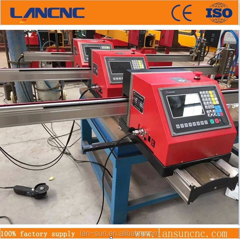 1530 small micro portable plasma cutting used CNC MACHINE