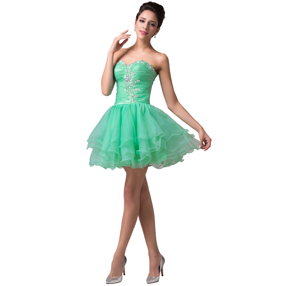 Cheap Mini Ball Gown Dresses, find Mini Ball Gown Dresses deals on ...