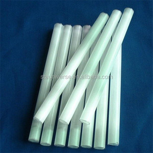 STA polished clear heat resistant quartz glass tube