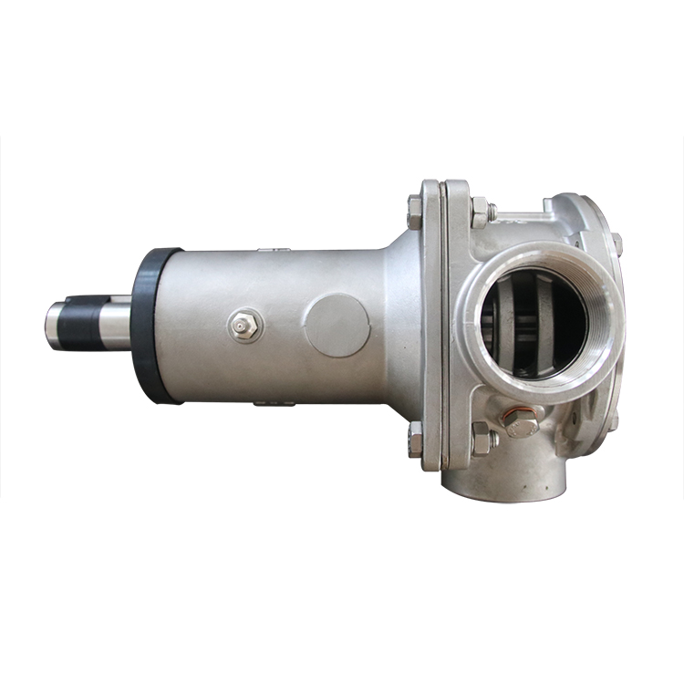 Water pump marine pump sewage flexible impeller pump for pumping raw water
