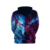 All over digital animal printed high quality cheap hoodie for men
