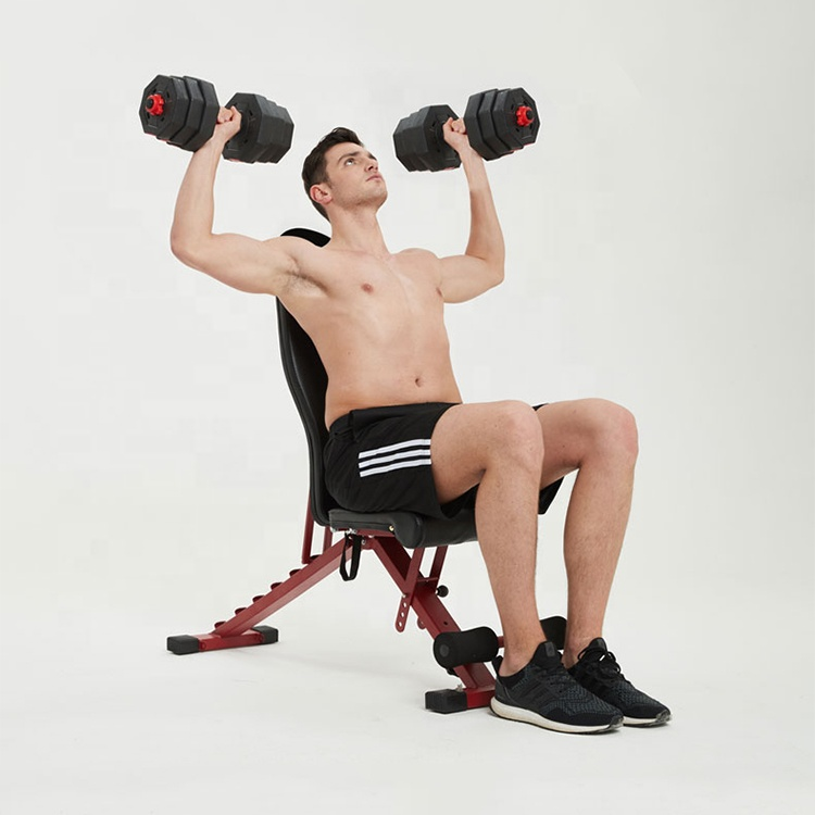 Wholesale High Quality Adjustable Gym Exercise Bench