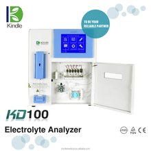 KD100 <span class=keywords><strong>Máu</strong></span> Chất Điện Analyzer-Ion Selective Electrode