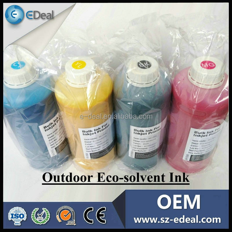 Made in China Best Quality Eco Solvent Ink for Roland xc-540w